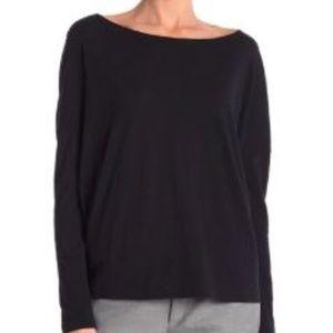 Vince Camuto Black Shirt NWOT Size 2 X
